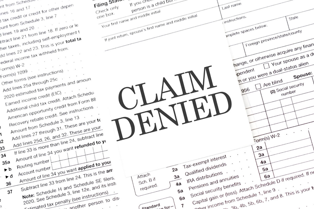 Why Your Insurance Company May Have Denied Your Insurance Claim