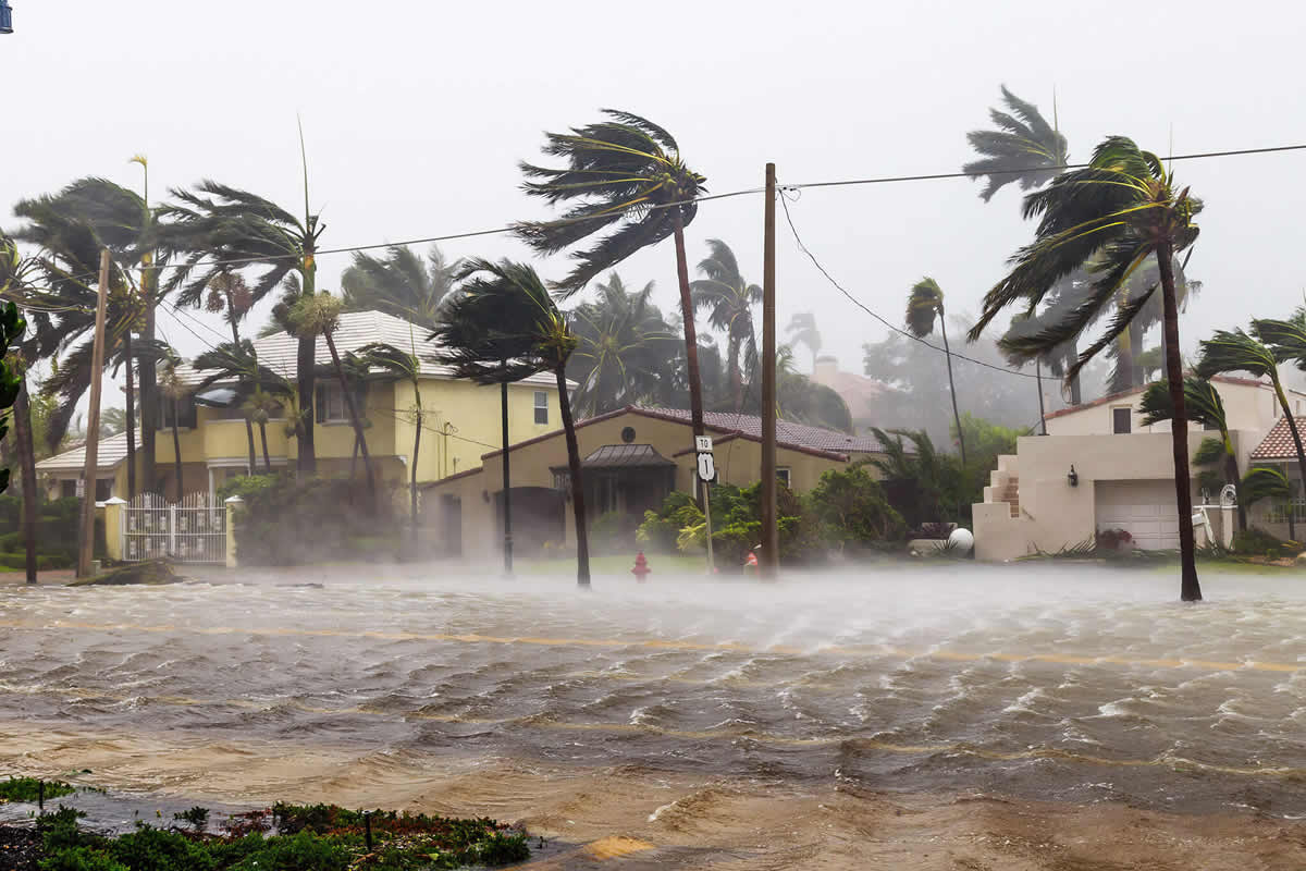 Five Steps to Take after a Hurricane Damages Your Property